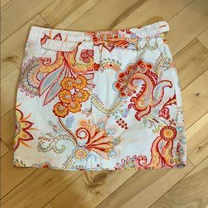 TOMMY HILFIGER 6P skirt